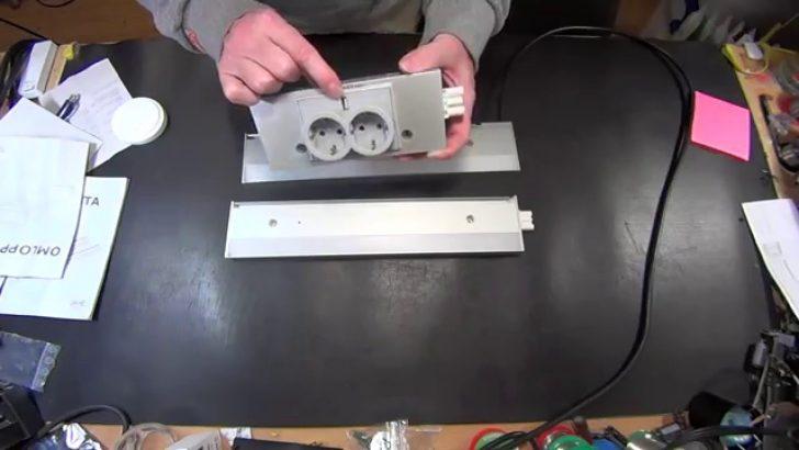 Medium Size of Küchenleuchte Ikea Utrusta Led Kchenleuchte Und Fb Ansluta Anlernen Youtube Wohnzimmer Küchenleuchte