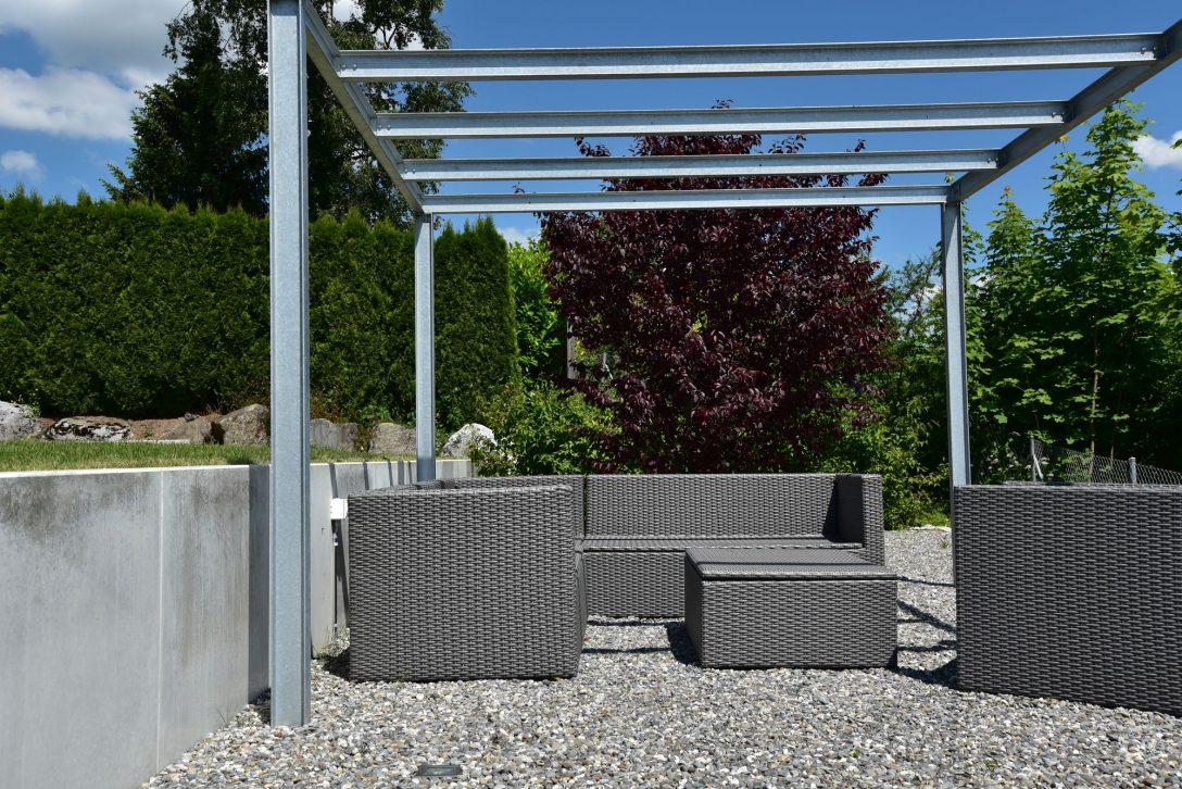 Large Size of Gyger Detail Pergola 04 Thun Bern Schweiz Bett Metall Garten Regal Weiß Regale Wohnzimmer Pergola Metall
