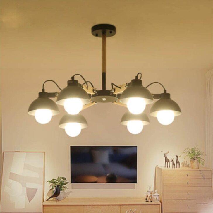 Medium Size of Deckenleuchte Loft Kronleuchter Modern Kreative Schlafzimmer Deckenlampe Sofa Kleines Wohnzimmer Lampe Badezimmer Decke Lampen Esstisch Gardinen Led Vorhänge Wohnzimmer Wohnzimmer Lampe