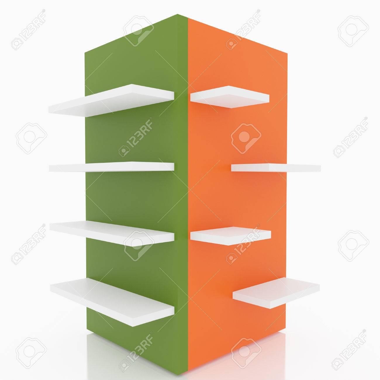 Full Size of Regal Grün Regale Grn Und Orange Auf Weiem Hintergrund Lizenzfreie Bito Metall Paschen Vorratsraum Amazon Weiß Hochglanz Naturholz Günstig Aus Obstkisten Regal Regal Grün
