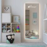 Spiegel Kinderzimmer Glcksmoment Nach Ma Spiegelschrank Bad Mit Beleuchtung Fliesenspiegel Küche Glas Regale Spiegelleuchte Für Regal Spiegelschränke Fürs Kinderzimmer Spiegel Kinderzimmer