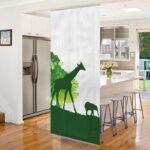 Raumteiler Kinderzimmer Kinderzimmer Raumteiler Kinderzimmer Tanzania Tour 250x120cm Regale Regal Weiß Sofa