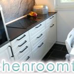 Küchenrückwand Ikea Kchenroomtour Kche Gerte Deko 4 Kpfige Familie Betten Bei 160x200 Sofa Mit Schlaffunktion Miniküche Modulküche Küche Kosten Kaufen Wohnzimmer Küchenrückwand Ikea