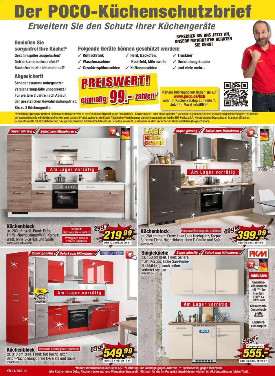 Full Size of Poco Küchen Aktuelles Prospekt 3032019 342019 Rabatt Kompass Betten Big Sofa Regal Küche Bett 140x200 Schlafzimmer Komplett Wohnzimmer Poco Küchen