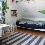 Kinderzimmer Einrichten Junge Umgestaltung Vom Kindergartenkind Zum Schulkind Regal Sofa Badezimmer Regale Kleine Küche Weiß Kinderzimmer Kinderzimmer Einrichten Junge