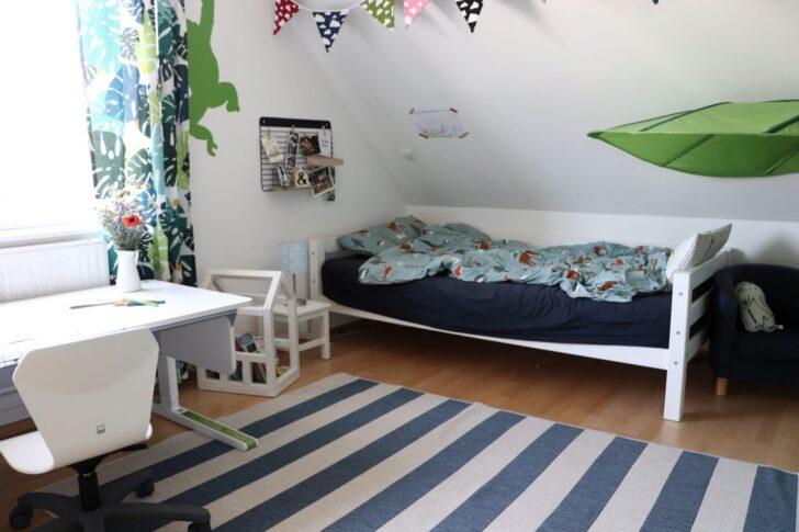 Medium Size of Kinderzimmer Einrichten Junge Umgestaltung Vom Kindergartenkind Zum Schulkind Regal Sofa Badezimmer Regale Kleine Küche Weiß Kinderzimmer Kinderzimmer Einrichten Junge