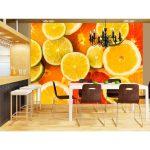 Küchentapeten Wohnzimmer Kchentapeten Moderne Fototapeten Und Tapeten Fototapete