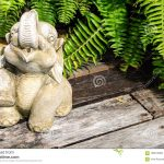 Skulptur Eines Elefanten Vom Beton Fr Garten Stockbild Bild Von Lounge Sessel Zaun Essgruppe Loungemöbel Spielhäuser Bewässerungssystem Schallschutz Wohnzimmer Skulptur Garten