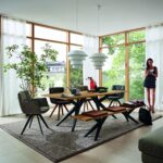 Esstische Ausziehbar Bett Modern Design Kleine Designer Lampen Esstisch Massivholz Rund Moderne Regale Betten Holz Massiv Runde Küche Industriedesign Esstische Esstische Design