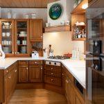 Holzküchen Kundenkche Illingen Modernisierung Einer Einzigartigen Holzkche Wohnzimmer Holzküchen