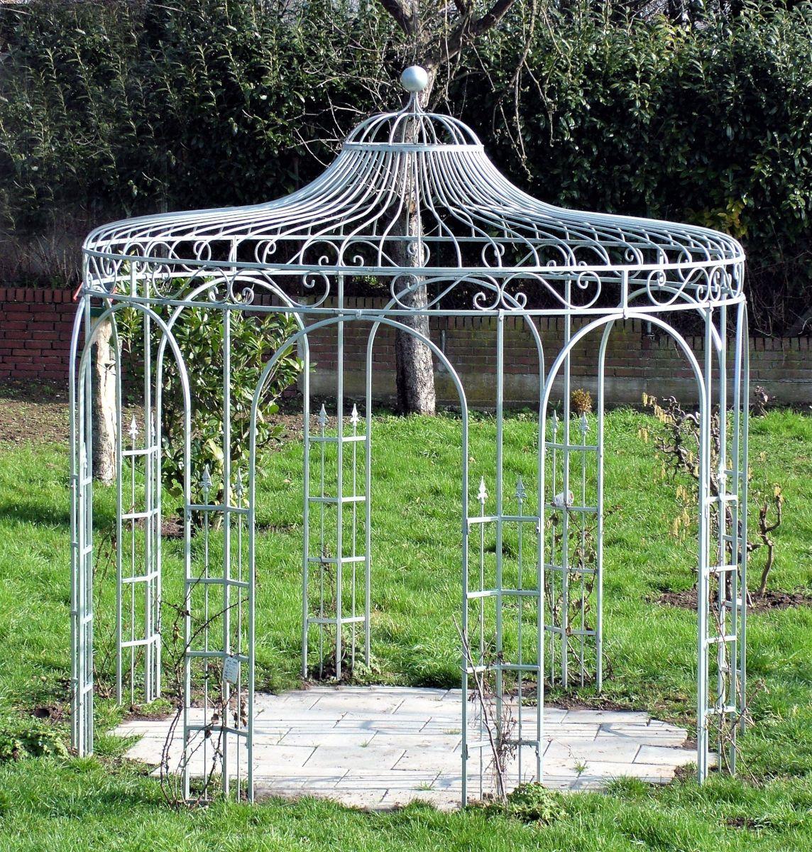 Full Size of Pavillon Metall Klein Wasserdicht Schweiz Gartenpavillon Glas Toom Baumarkt 3x4 Pin Auf Arches Regale Bett Regal Weiß Wohnzimmer Gartenpavillon Metall