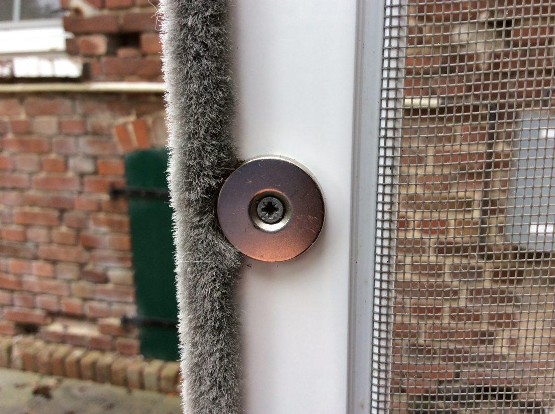 Large Size of Insektenschutz Magnet Rundmagnet Mit Bohrung Fr Fliegengitter Magnettafel Küche Fenster Maßanfertigung Für Wohnzimmer Fliegengitter Magnet