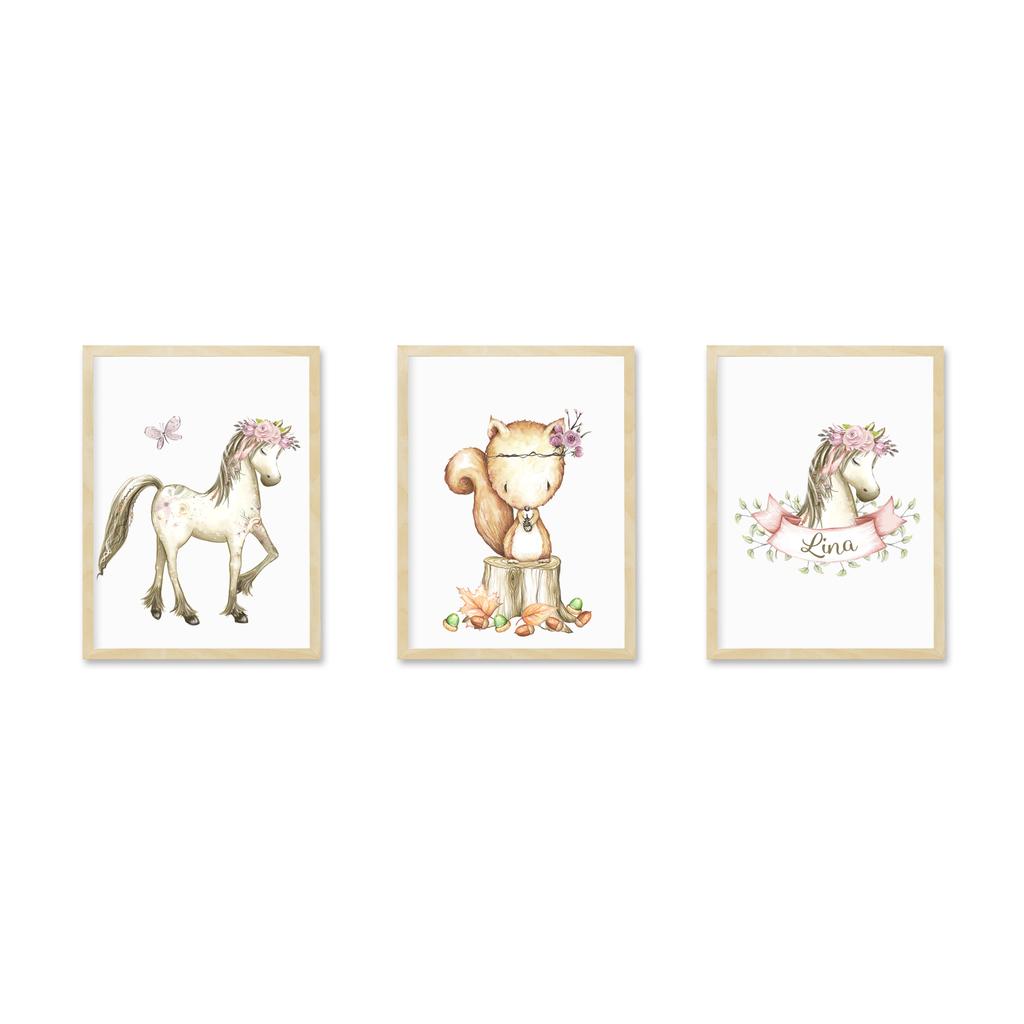 Full Size of Poster Set Kinderzimmer Regal Sofa Weiß Regale Kinderzimmer Kinderzimmer Pferd
