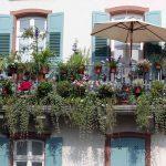 Paravent Balkon Sichtschutz Fr Den 10 Ideen Plus Tipps Zur Montage Garten Wohnzimmer Paravent Balkon