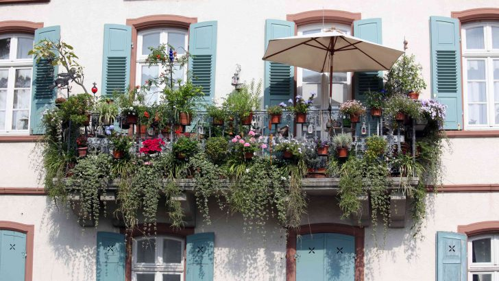 Medium Size of Paravent Balkon Sichtschutz Fr Den 10 Ideen Plus Tipps Zur Montage Garten Wohnzimmer Paravent Balkon