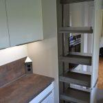 Kche Apothekerschrank Einbaukche Kaufen Rustikal Vorratsdosen Ikea Sofa Mit Schlaffunktion Küche Betten 160x200 Kosten Bei Modulküche Miniküche Wohnzimmer Apothekerschrank Ikea