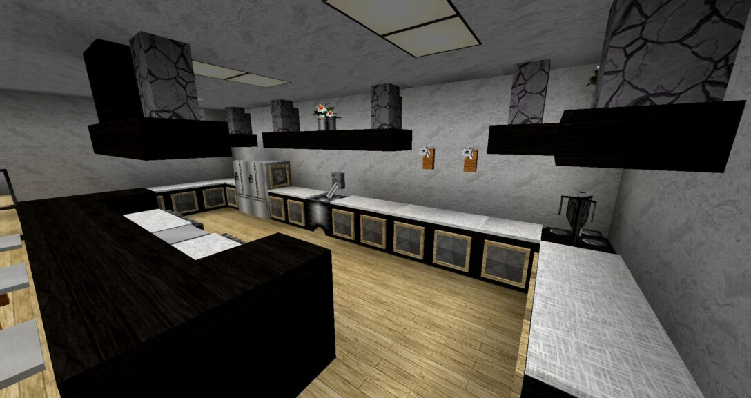 Large Size of Minecraft Küche Obi Einbauküche Selber Planen Sockelblende Billige Mini Waschbecken Hängeschrank Ohne Elektrogeräte Arbeitsschuhe Miele Fliesenspiegel Glas Wohnzimmer Minecraft Küche