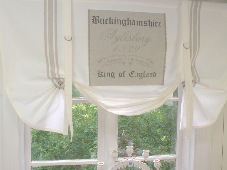Medium Size of Raffrollo Landhaus Sofa Landhausstil Küche Schlafzimmer Regal Weisse Landhausküche Wandregal Moderne Esstisch Fenster Weiß Bett Grau Betten Boxspring Wohnzimmer Raffrollo Landhaus