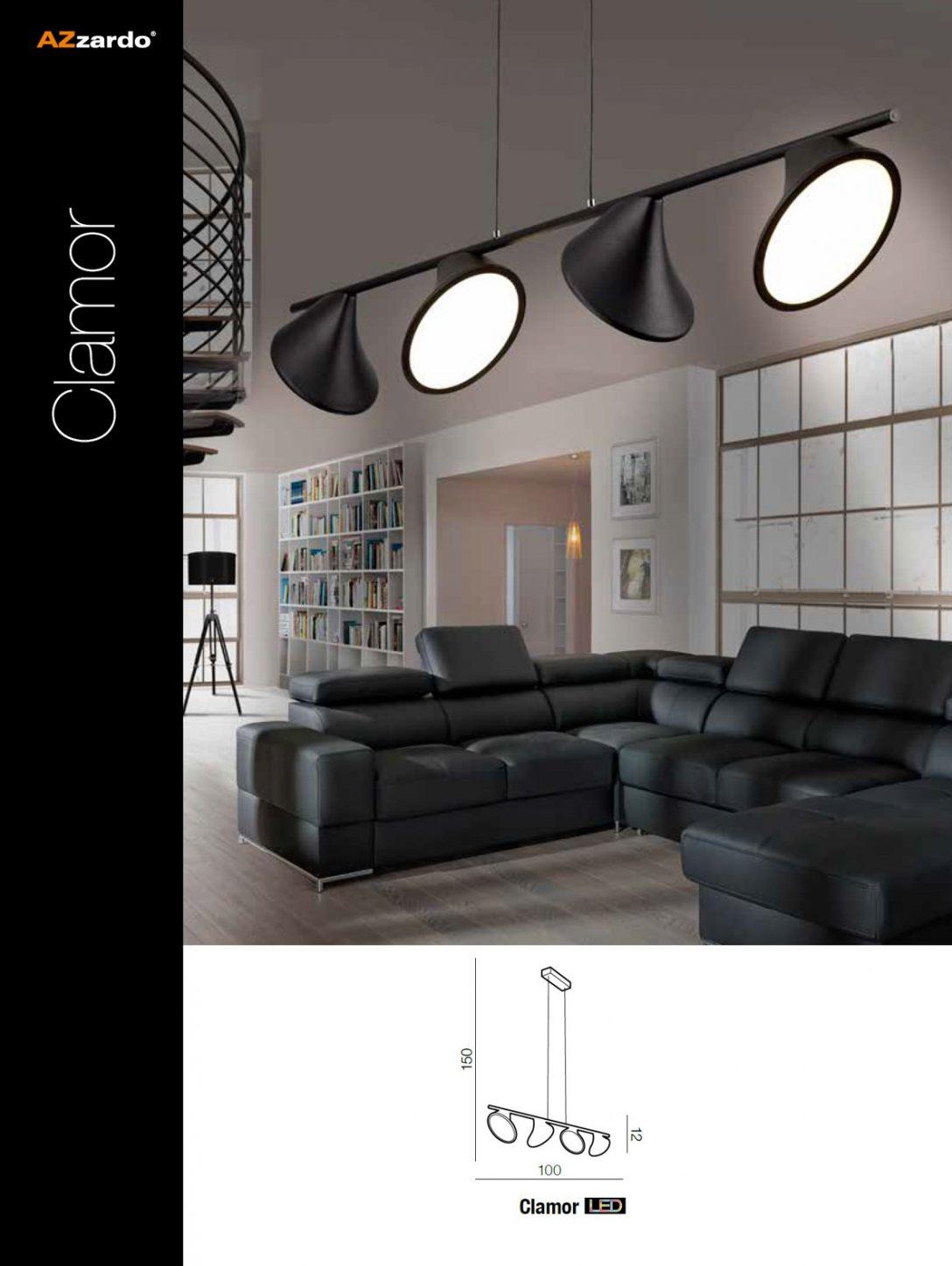 Large Size of E Leuchten Moderne Clamor Lampen Leuchtende Modernes Bett 180x200 Bad Led Deckenleuchte Wohnzimmer Deckenlampen Für Stehlampen Sofa Modern Schlafzimmer Bilder Wohnzimmer Moderne Lampen