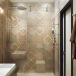 Dusche Wand Begehbare Mit Glasabtrennung Funktional Voll Im Trend Glaswand Küche Rückwand Glas Einhebelmischer Regal Bad Wandleuchte Fliesen Wandtattoo Dusche Dusche Wand