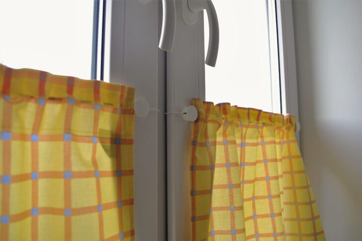 Medium Size of Küchengardinen Eine Gute Alternative Fr Alle Klemmstange Gardinenstange Wohnzimmer Küchengardinen