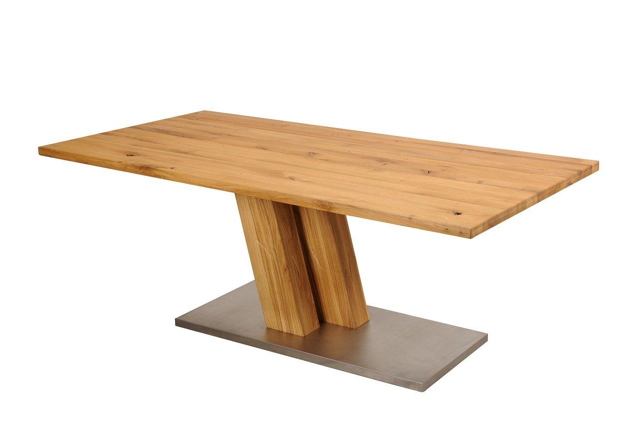 Full Size of Esstisch Holz Massiv Tisch 200x100 Jever Ii Wildeiche Eiche Massivholz Bett Regal 160 Ausziehbar Schlafzimmer Regale Esstische Kleiner Weiß Garten Esstische Esstisch Holz Massiv