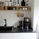 Ikea Regal Kche Hemnes Singleküche Mit Kühlschrank Pendeltür Küche Niederdruck Armatur Deckenlampe Obi Einbauküche Pantryküche Landhausküche Grau Wohnzimmer Wandregal Küche Ikea