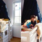 Kinderzimmer Hochbett Kinderzimmer Kinderzimmer Hochbett Hurra Sofa Regal Weiß Regale