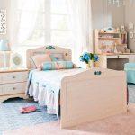 Kinderbett Mädchen Wohnzimmer Mädchen Mdchen Flora 90x190 Fr Online Bett Betten
