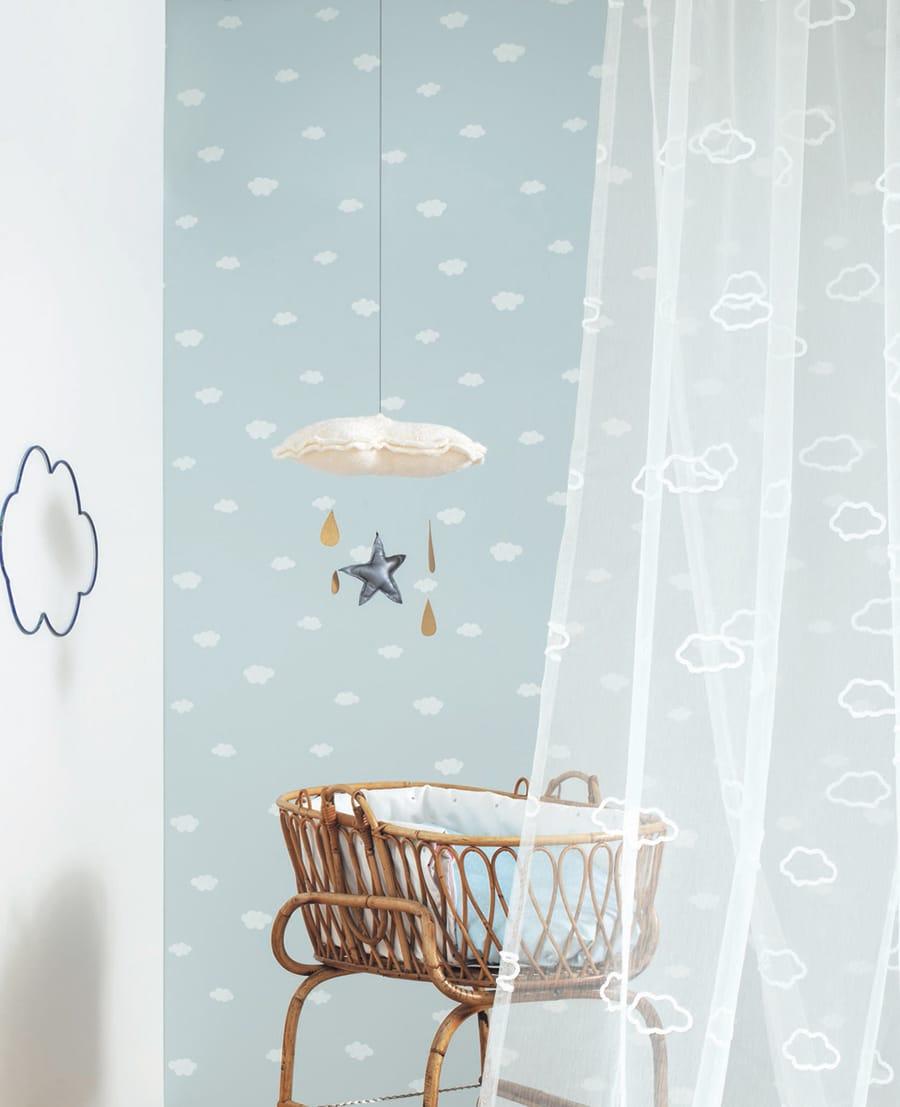 Full Size of Tapeten Und Vorhnge Bringen Farbe Ins Kinderzimmer Regal Bad Vorhang Küche Weiß Sofa Regale Wohnzimmer Kinderzimmer Kinderzimmer Vorhang