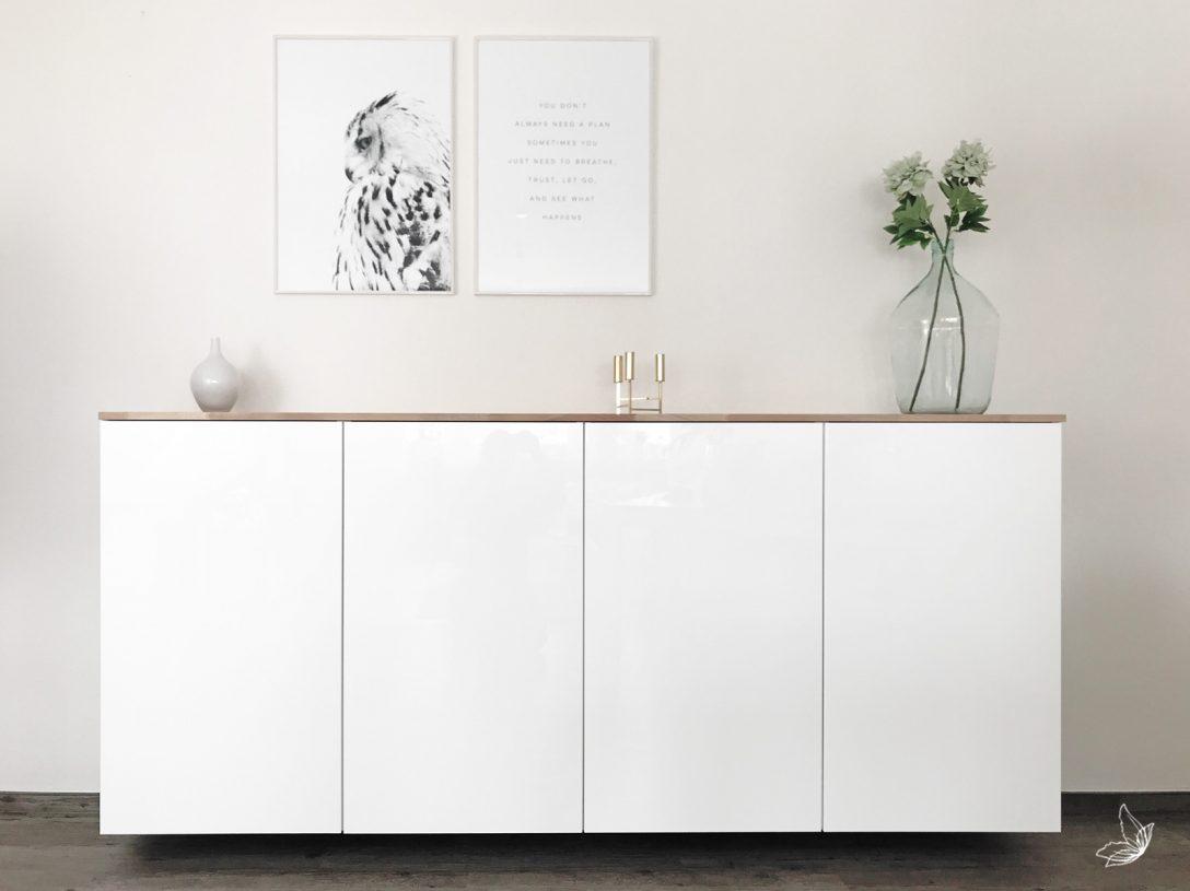 Large Size of Schrankküche Ikea Hack Metod Kchenschrank Als Sideboard Küche Kosten Kaufen Betten 160x200 Modulküche Bei Miniküche Sofa Mit Schlaffunktion Wohnzimmer Schrankküche Ikea