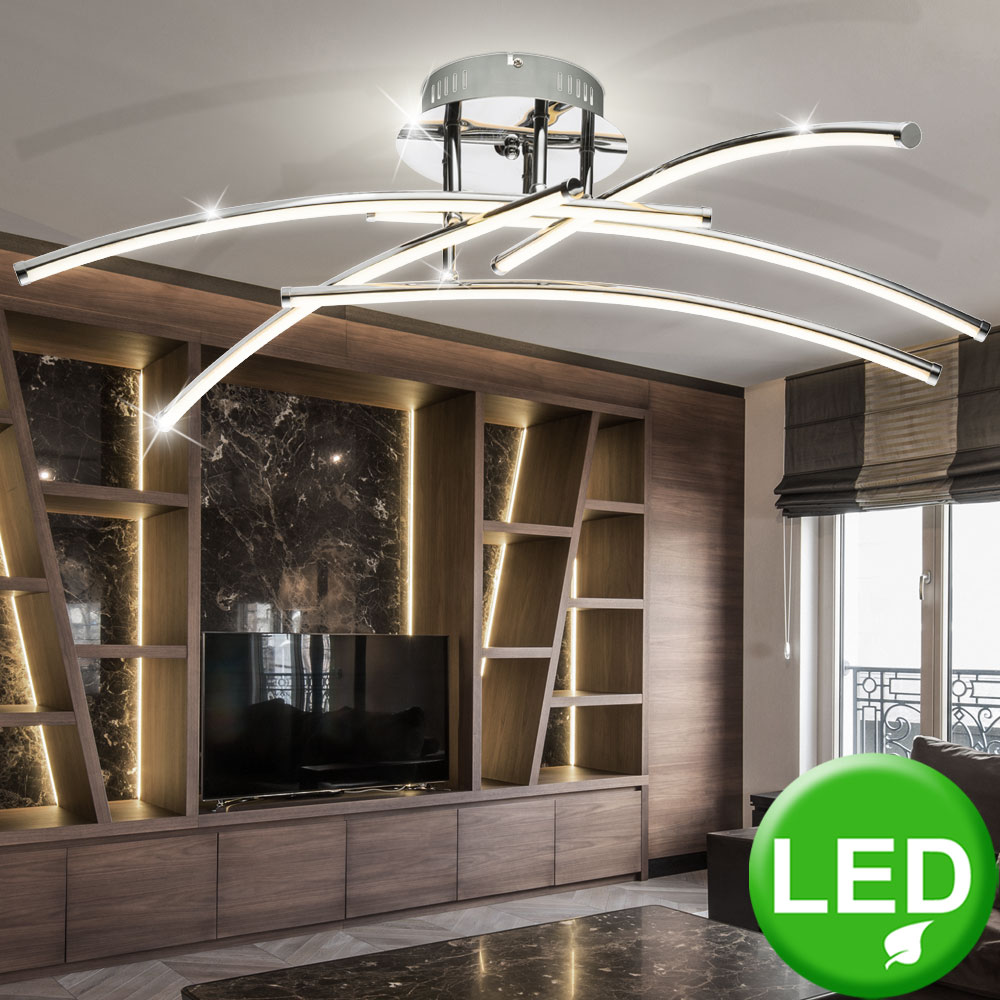 Full Size of Wohnzimmer Deckenleuchte Deckenleuchten Modern Ikea Dimmbar Led Amazon Designer 36w Aus Chrom Etc Shop Gardinen Für Anbauwand Stehlampe Tapete Vorhänge Wohnzimmer Wohnzimmer Deckenleuchte