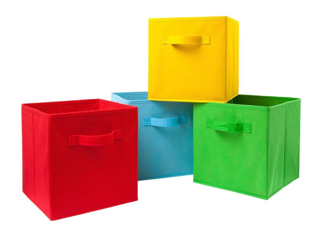 Large Size of Aufbewahrungsboxen Kinderzimmer Mit Deckel Amazon Ikea Mint Stapelbar Design Plastik Homelife 4 Stck Faltbare Aufbewahrungsboorganizer Cube Korb Box Regal Kinderzimmer Aufbewahrungsboxen Kinderzimmer