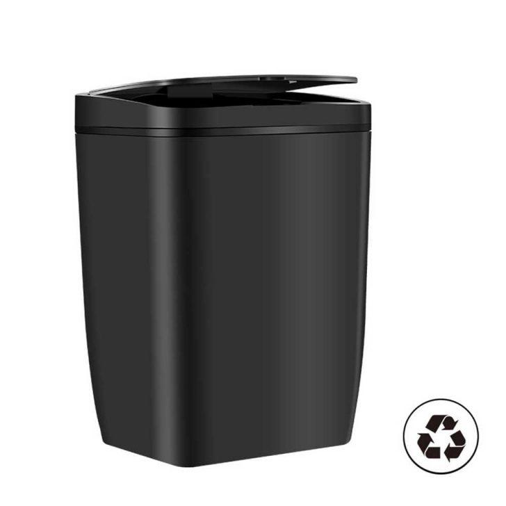 Medium Size of Mülleimer Küche 12l Induktive Mll Abfall Bin Hause Automatische Sensor Kche Landhausküche Grau Winkel Apothekerschrank Stengel Miniküche Waschbecken Wohnzimmer Mülleimer Küche