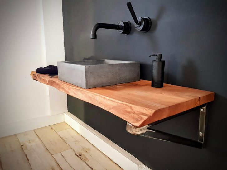 Medium Size of Outdoor Waschbecken Beton 4040 Mit Brett Aus Massivholz Küche Edelstahl Badezimmer Bad Kaufen Keramik Wohnzimmer Outdoor Waschbecken