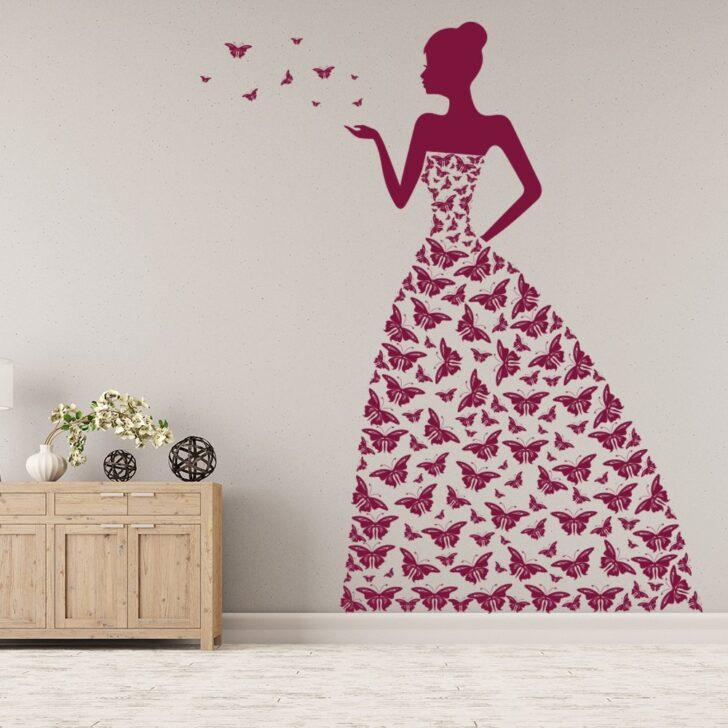 Medium Size of Prinzessin Wandaufkleber Schmetterling Wandtattoo Mdchen Sofa Kinderzimmer Prinzessinen Bett Regal Weiß Regale Kinderzimmer Kinderzimmer Prinzessin