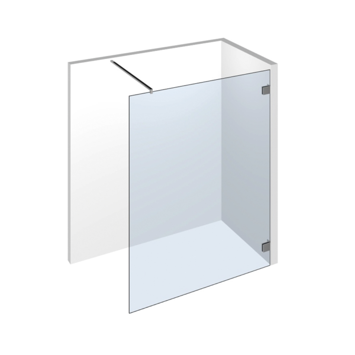 Medium Size of Dusche Eckeinstieg Glaswand Schiebetür Abfluss Thermostat Rainshower Badewanne Mit Ebenerdige Kosten Haltegriff 80x80 Mischbatterie Komplett Set Wand Dusche Walkin Dusche
