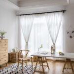 Gardinen Modern Wohnzimmer Gardinen Wei Aus Chiffon Fr Transparent Esstisch Bett Design Bilder Küche Weiss Für Sofa Esstische Holz
