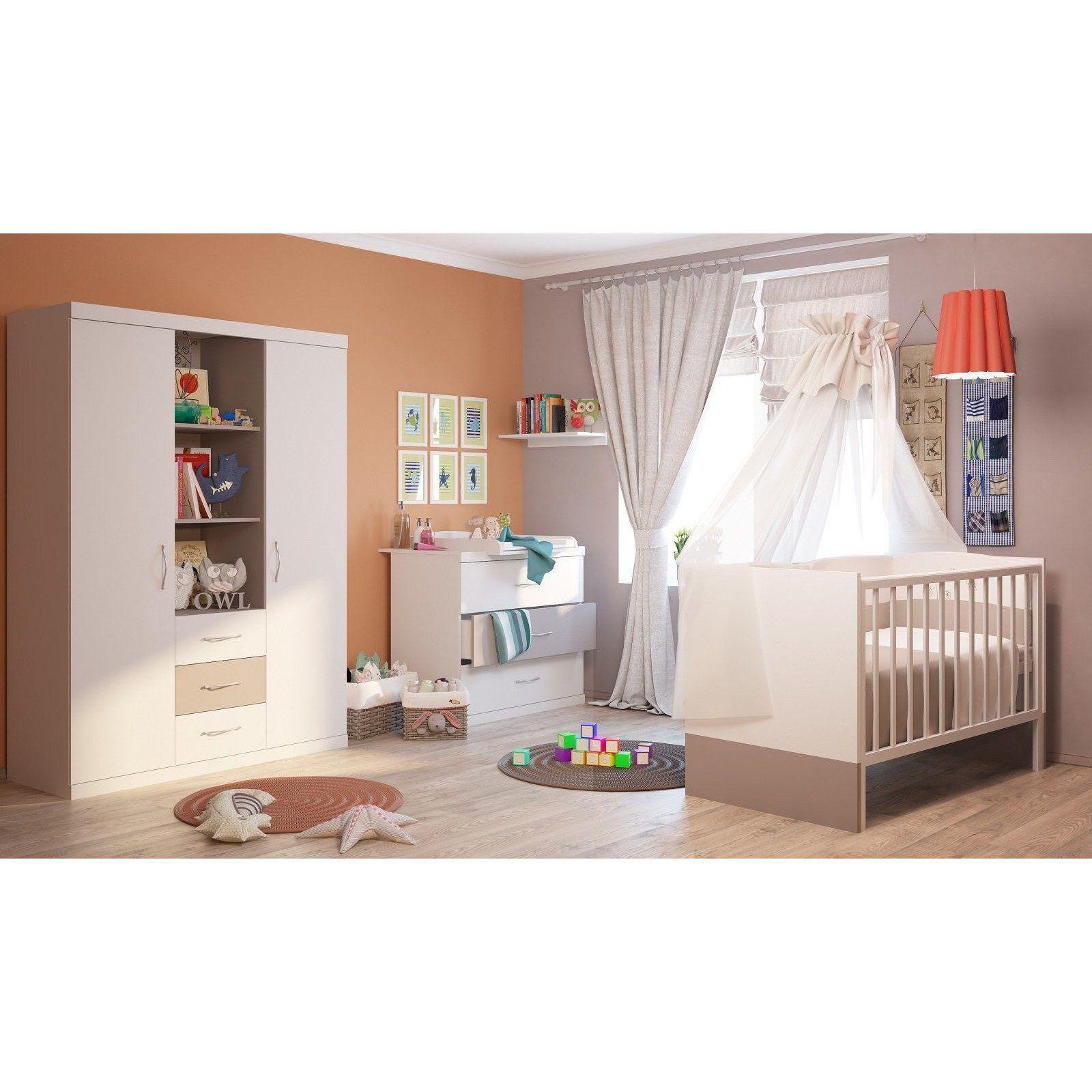 Full Size of Baby Kinderzimmer Komplett Polini Kids Classic Und Set Wei Schlafzimmer Poco Breaking Bad Komplette Serie Regal Babyzimmer Wohnzimmer Küche Günstige Mit Kinderzimmer Baby Kinderzimmer Komplett