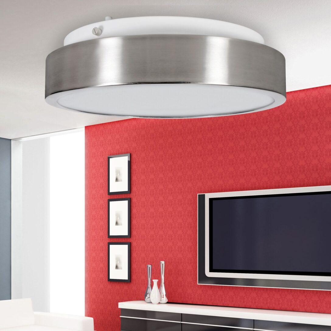 Large Size of Wohnzimmer Deckenleuchten Deckenleuchte Led Design Modern Dimmbar Runde Deckenlampe Schlafzimmer 1 Moderne Bilder Fürs Indirekte Beleuchtung Wandtattoo Wohnzimmer Wohnzimmer Deckenleuchte