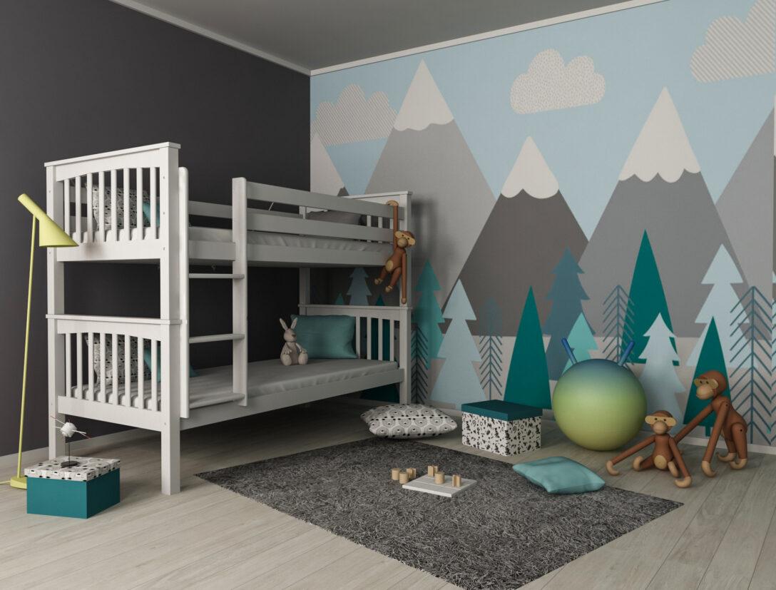 Large Size of Etagenbett 90x200 Lattenrost Massivholz Buche Hochbett Sofa Kinderzimmer Regal Regale Weiß Kinderzimmer Kinderzimmer Hochbett