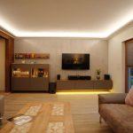 Wohnzimmer Indirekte Beleuchtung Indirektes Licht Vorher Nachher Deckenlampen Sessel Deckenleuchte Led Vorhänge Teppich Tapeten Ideen Spiegelschrank Bad Mit Wohnzimmer Wohnzimmer Indirekte Beleuchtung