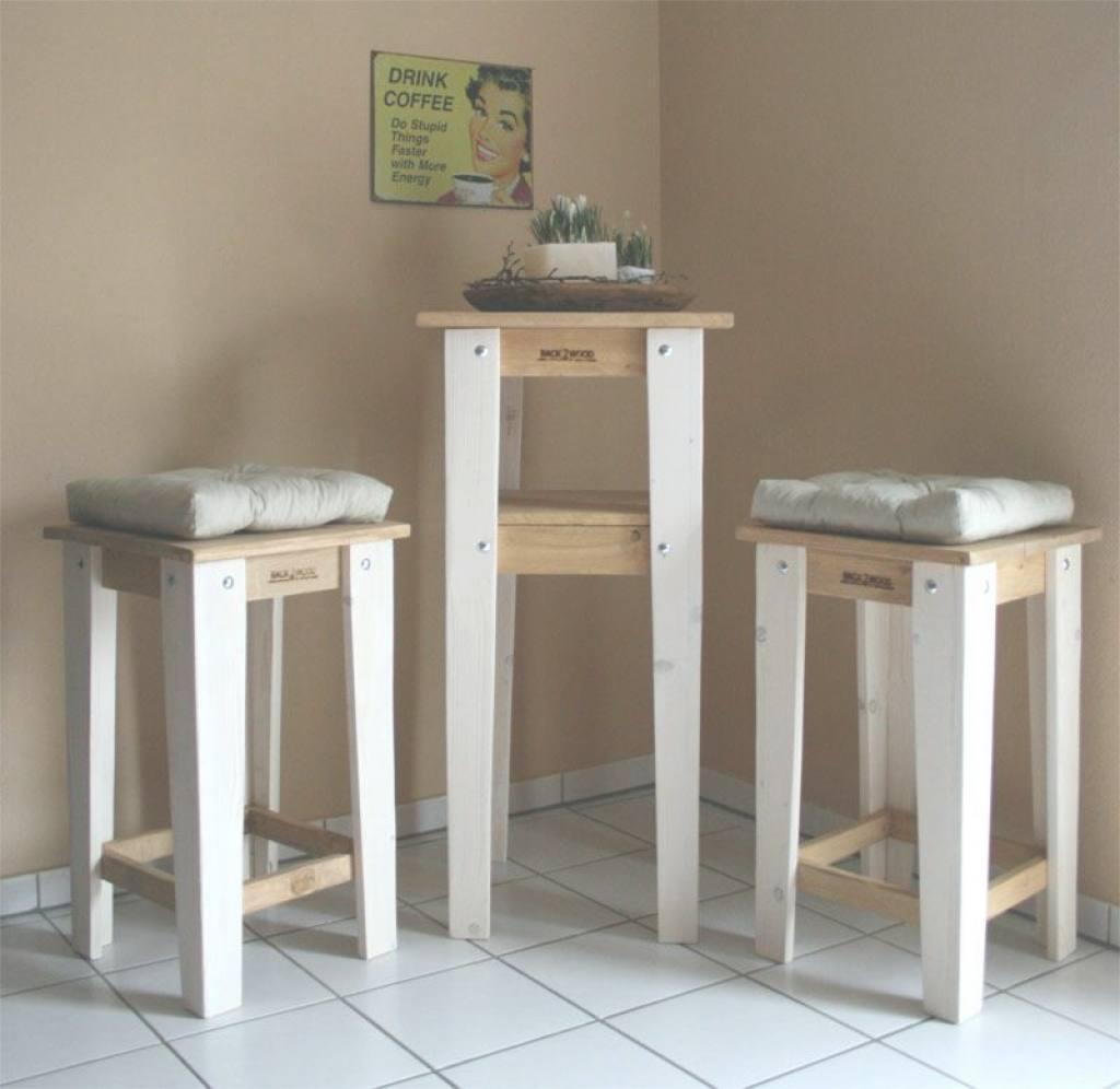 Full Size of Küchenbartisch Hausbar Sobuy Fwt50 Wn Bartisch Set 3 Teilig Stehtisch Mit Wohnzimmer Küchenbartisch