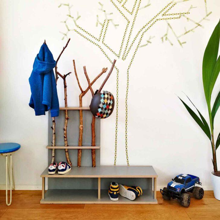 Medium Size of Stammsitz Stammplatz Von Fnurst Garderobe Fr Regal Kinderzimmer Regale Weiß Sofa Kinderzimmer Garderobe Kinderzimmer