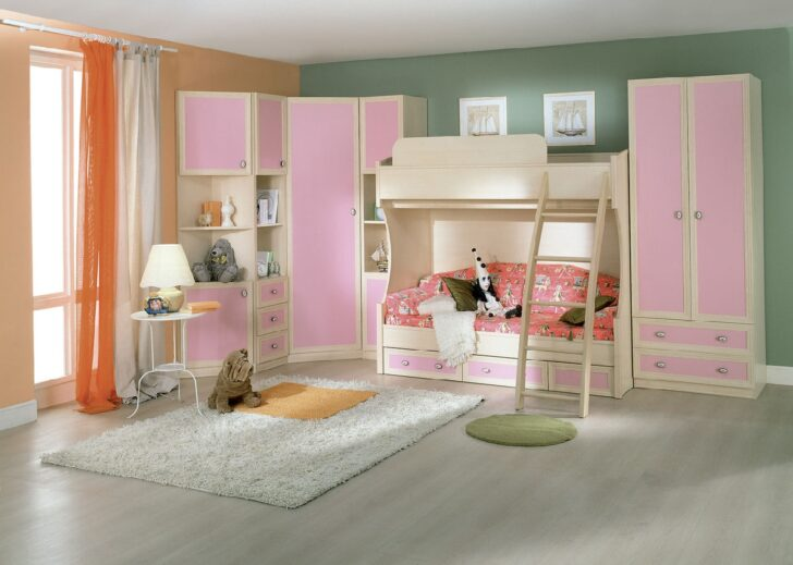 Medium Size of Im Fr Das Mdchen 38 Fotos Schne Regal Weiß Sofa Regale Kinderzimmer Garderobe Kinderzimmer
