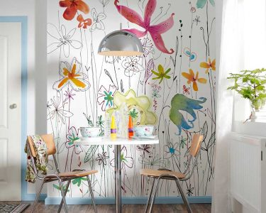 Fototapete Blumen Wohnzimmer Fototapete Blumen Vlies Blten Flora Fototapeten Schlafzimmer Fenster Wohnzimmer Küche