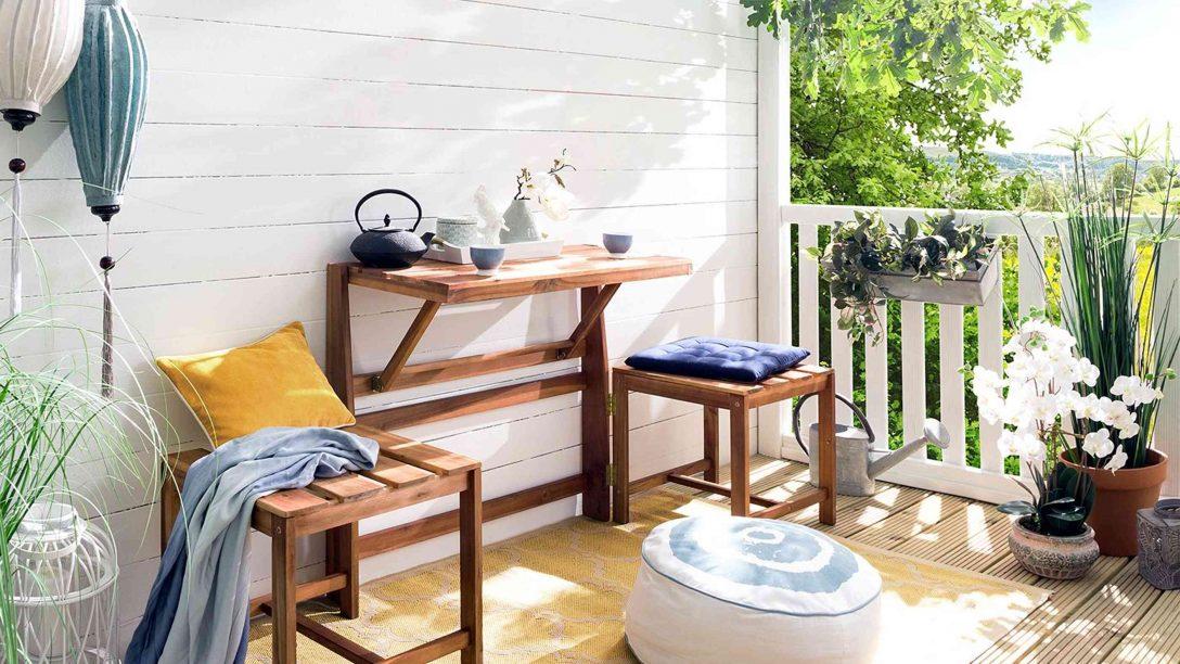 Large Size of Von Lauschig Bis Grozgig 10 Ideen Fr Balkonmbelsets Loungemöbel Garten Holz Günstig Wohnzimmer Loungemöbel Balkon
