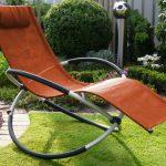 Gartenliege Schaukel Leco Schaukelliege 82635 Sonnenliege Garten Liege Schaukelstuhl Kinderschaukel Für Wohnzimmer Gartenliege Schaukel