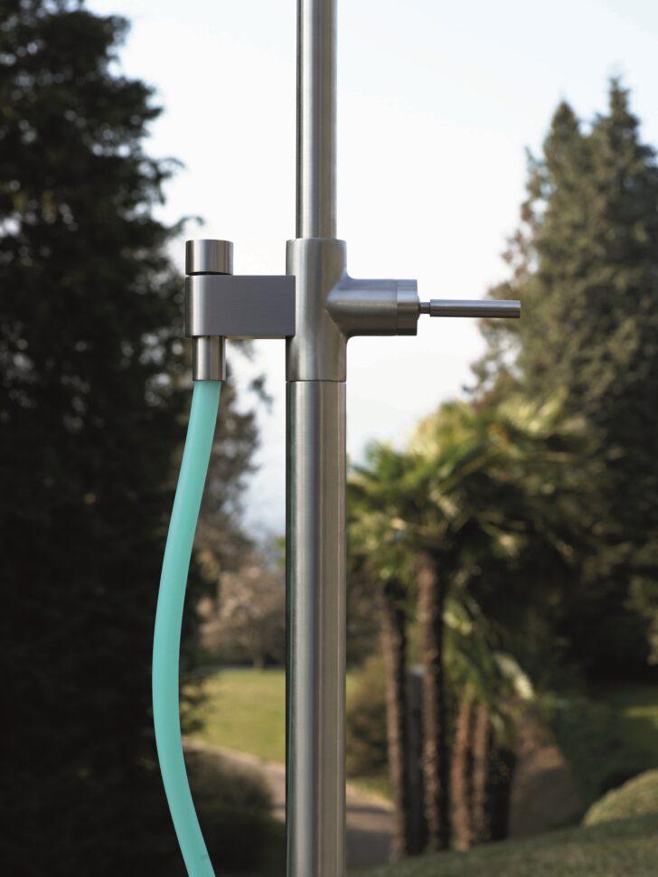 Medium Size of Duschsäulen Dusche Fr Den Auenbereich Aus Edelstahl Duschsulen By Kos Dusche Duschsäulen