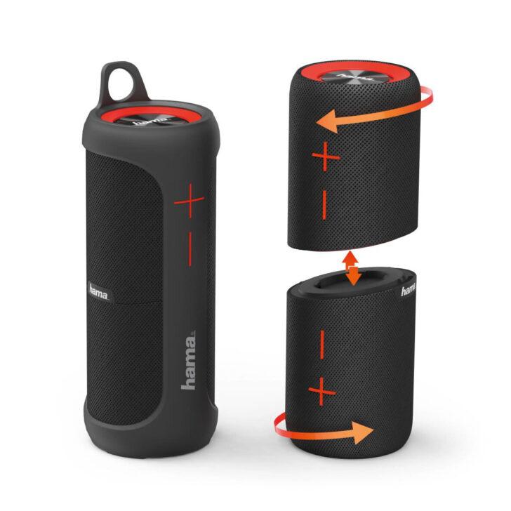 Medium Size of Bluetooth Lautsprecher Dusche Glaswand Badewanne Bodengleiche Fliesen Begehbare Für Antirutschmatte Sprinz Duschen Nischentür Ohne Tür Rainshower Hüppe Dusche Bluetooth Lautsprecher Dusche
